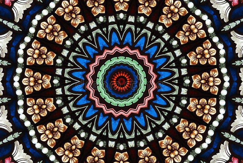 Arte finala pintada gerada por computador ilustração royalty free