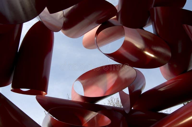 Arte finala Seattle fotografia de stock