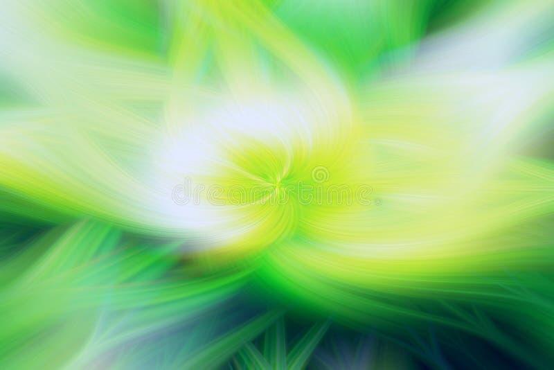 Arte floral da proemin?ncia do fundo do fractal Explos?o ilustração royalty free