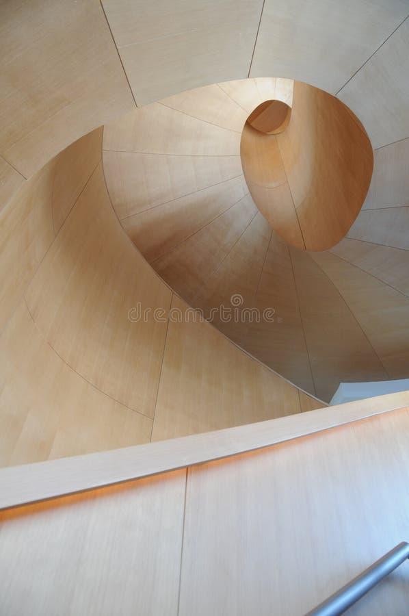 Arte Galler de la escalera 6 de Ontario Gehry