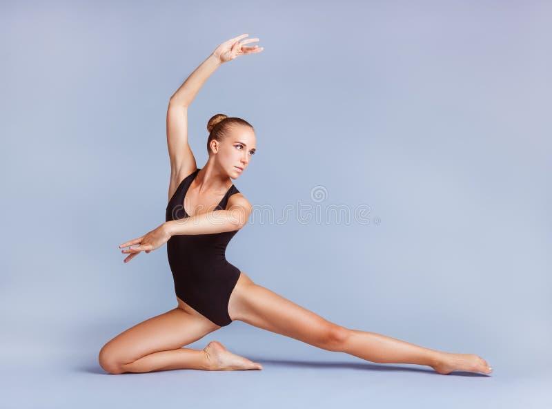 Arte ginástica imagens de stock