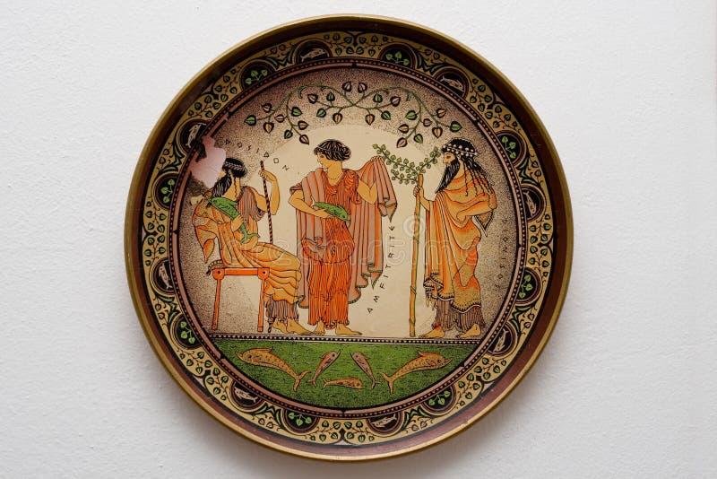 Arte griego imágenes de archivo libres de regalías