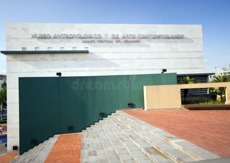 Arte guayaquil Equador do museu fotografia de stock