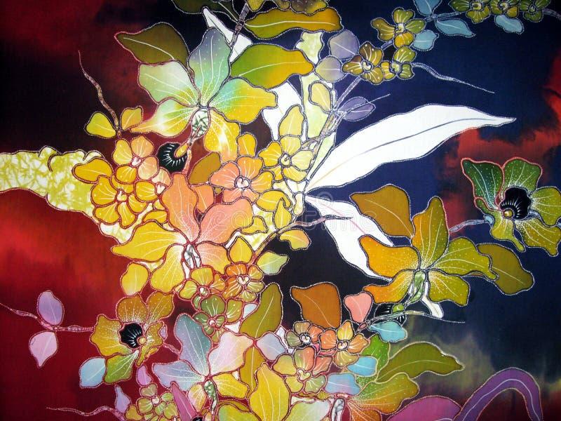 Arte indonesio foto de archivo