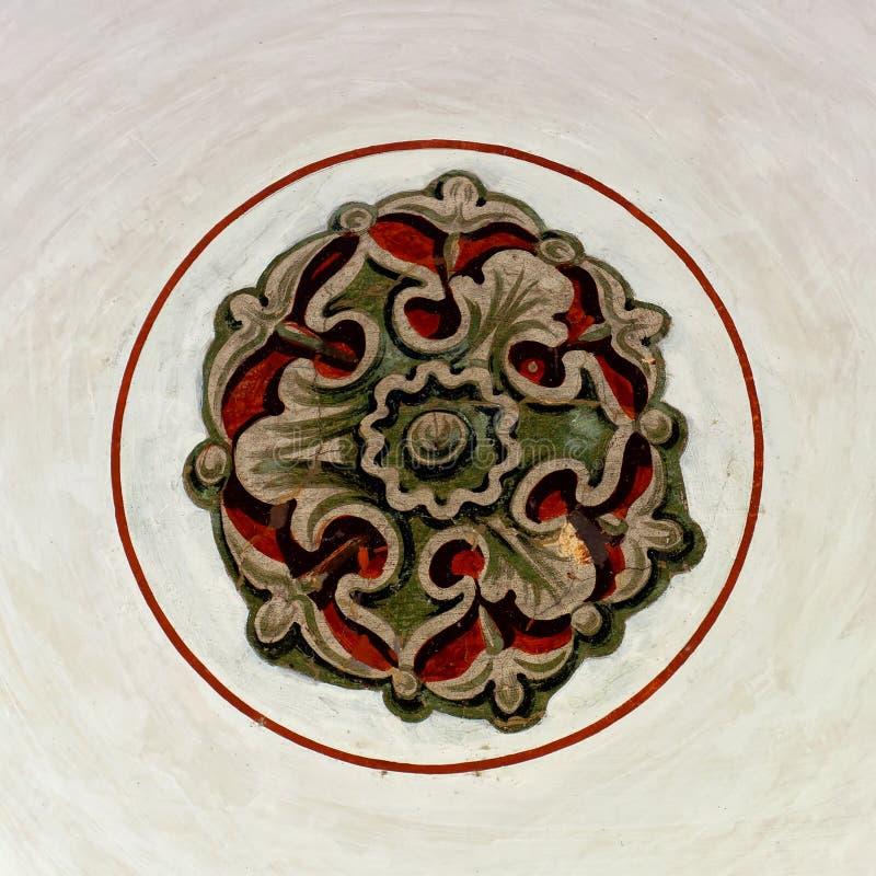 Arte islâmica 02 imagem de stock