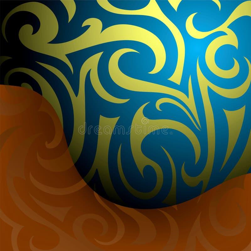 Download Arte liquida illustrazione vettoriale. Illustrazione di liquido - 3882237