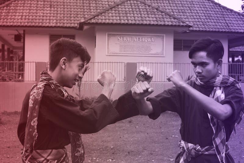 Arte marcial imágenes de archivo libres de regalías