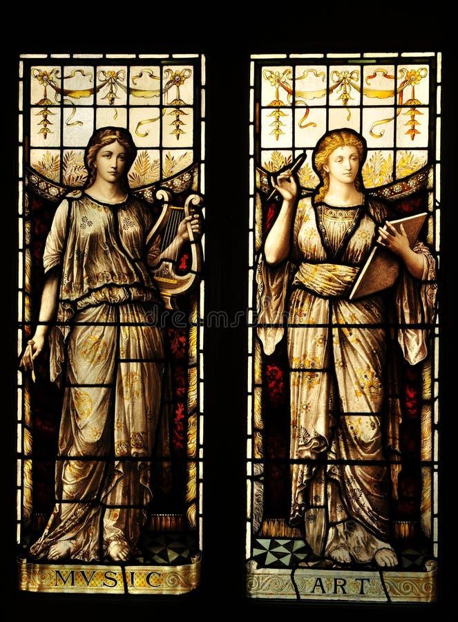 Arte medieval imagem de stock royalty free