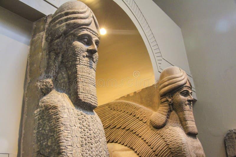 Arte mesopotâmica fotos de stock