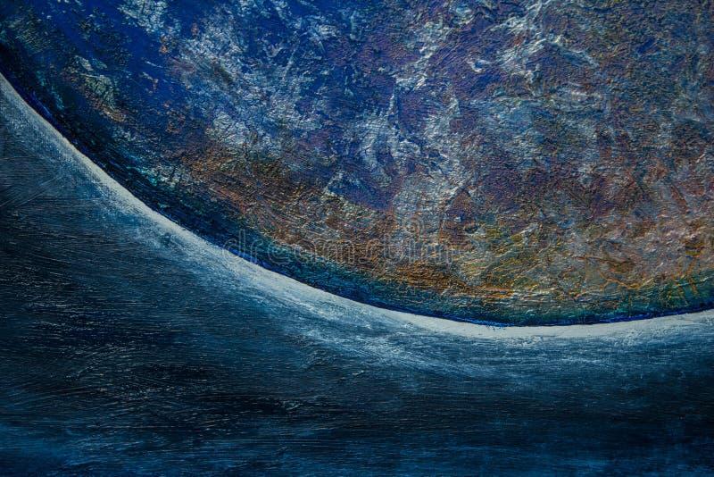 Arte, pintura al óleo Espacio de la imagen del ` del príncipe del ` de la imagen pequeño Fondo imágenes de archivo libres de regalías