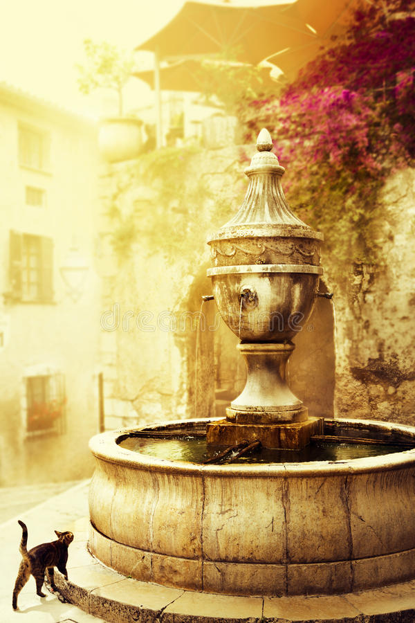 Arte Provence hermosa fotografía de archivo