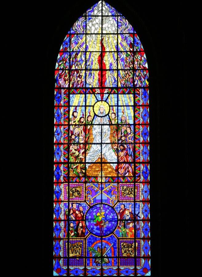 Arte religiosa fotografia stock