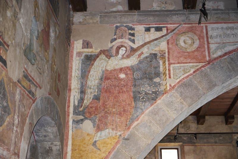 Arte religiosa medieval italiana imagens de stock