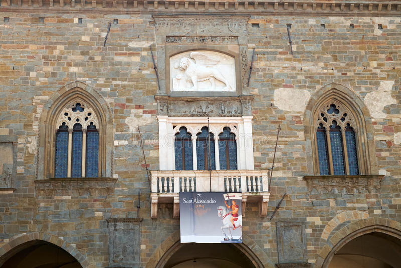 Arte religiosa medievale italiana fotografie stock