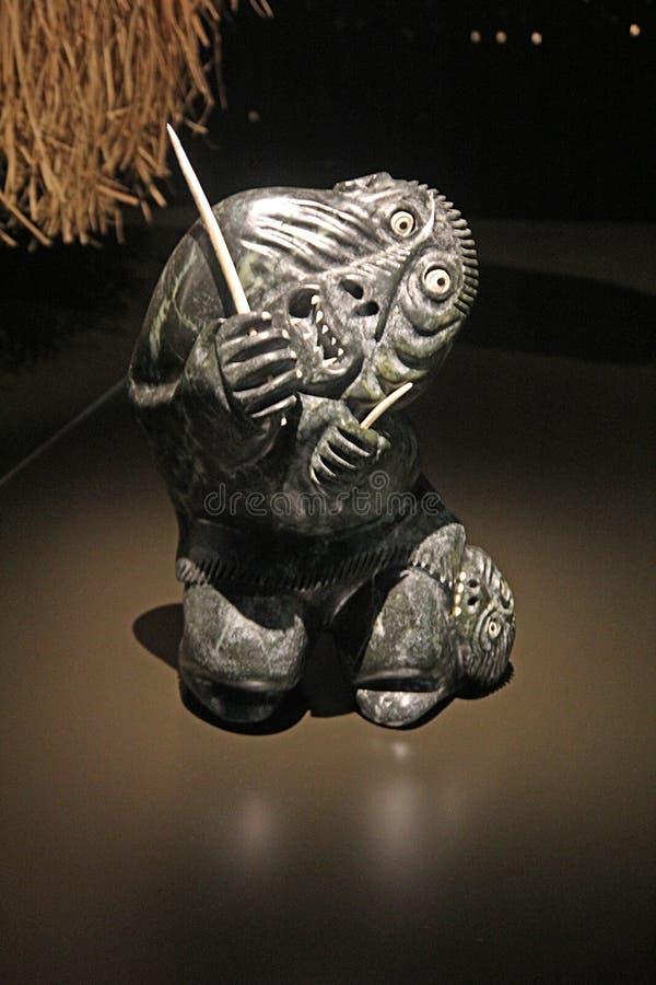 Arte tribal foto de archivo libre de regalías