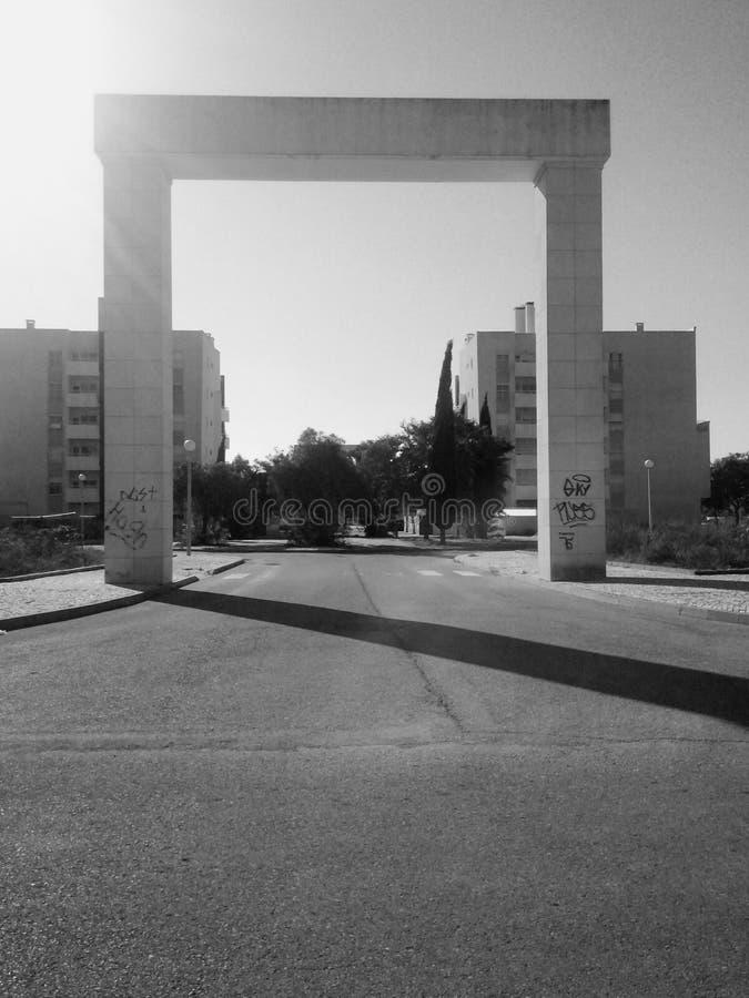 Arte urbana fotografia stock libera da diritti