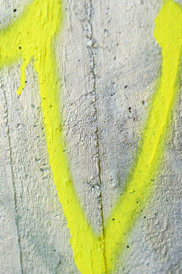 Arte urbano de la pintada colorido y abstracto imágenes de archivo libres de regalías