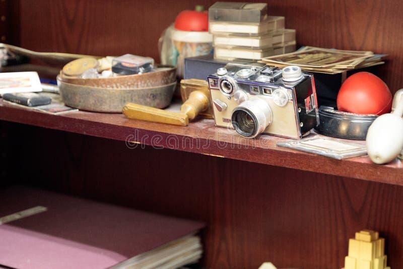 Artefakte entdeckt im New- Yorkerhotel, Manhattan lizenzfreie stockfotografie