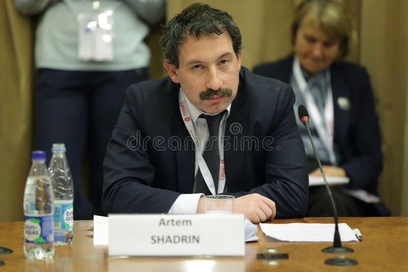 Artem Shadrin image libre de droits