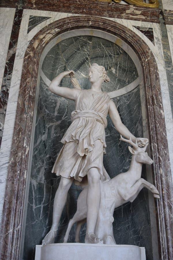 Artemisa, diosa zdjęcia stock