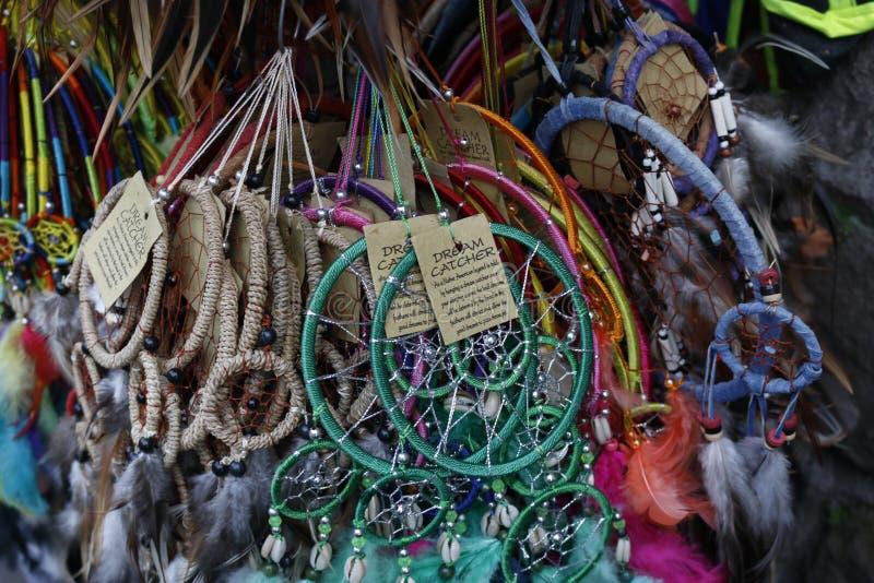 Artes de la belleza del mercado del Balinese fotografía de archivo