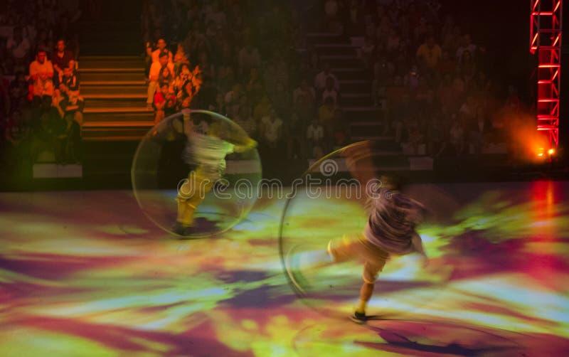 Artes de palco fotografia de stock royalty free