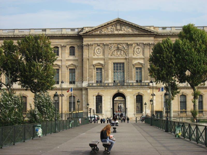 Artes do DES de Pont - Paris fotos de stock royalty free