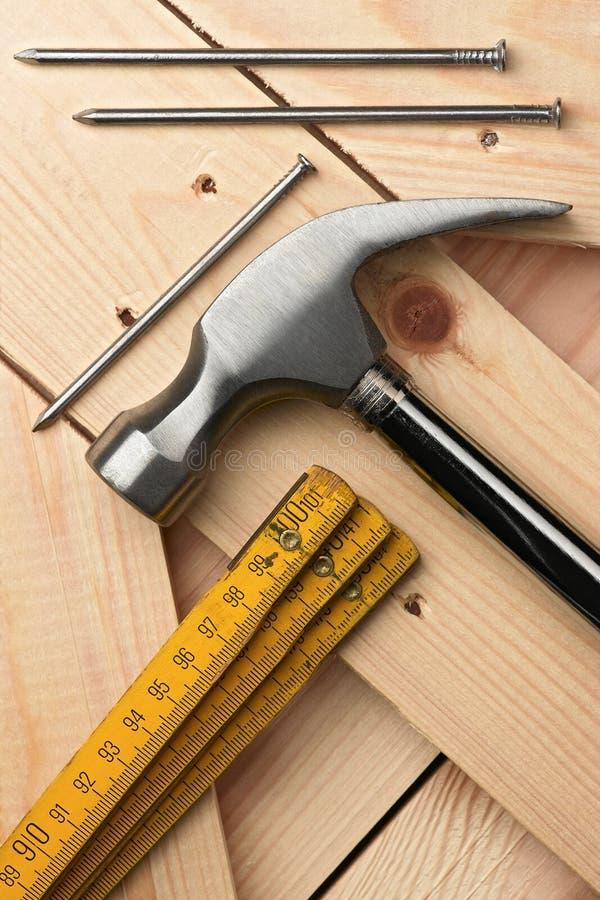 Artesanía en madera fotografía de archivo libre de regalías
