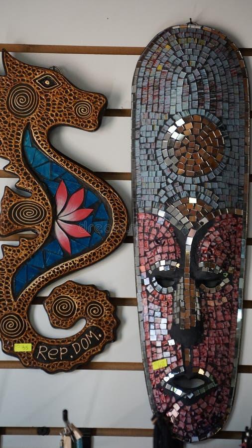 Download Artesanías En La República Dominicana Imagen de archivo - Imagen de handmade, decorativo: 64205579