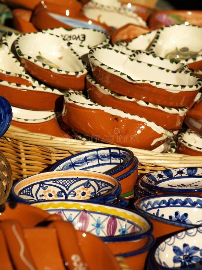 Artesanato de Portugal fotografia de stock