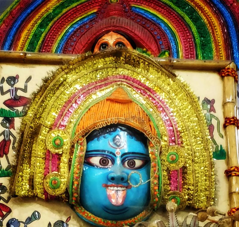 Artesanatos de India fotografia de stock royalty free