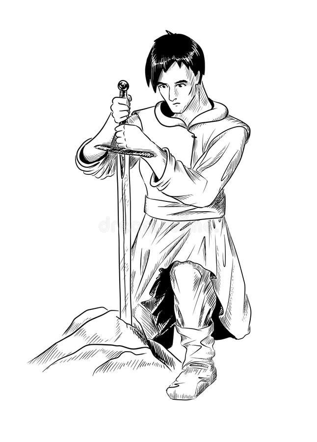 arthur królewiątka potomstwa ilustracji