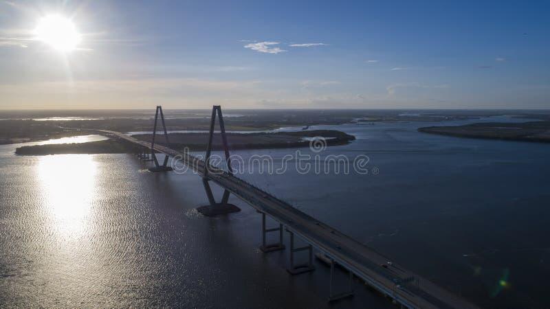 Arthur Revenel Bridge imagen de archivo libre de regalías