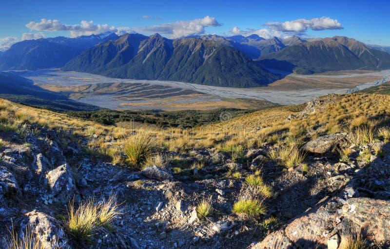 Arthur's Pass National Park royalty free stock photos