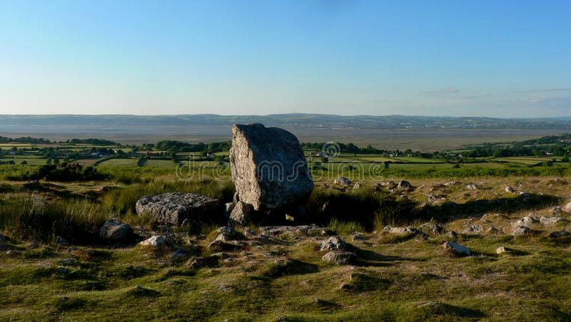 Download Arthur's Stone (Maen Ceti) Burial Ground In Wales Stock Image - Image: 15682595