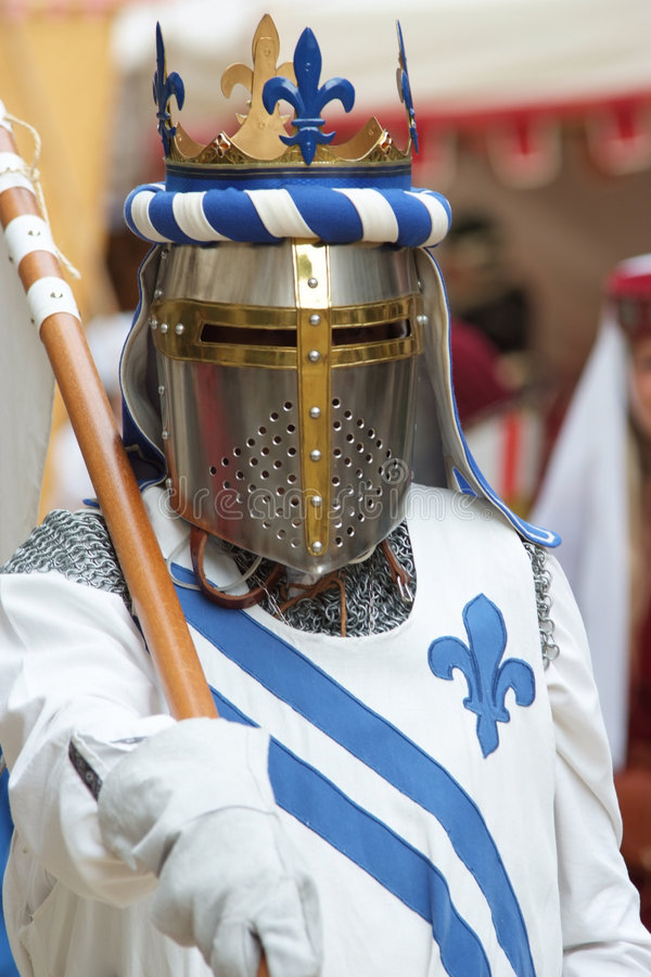 The Arthurian legend stock photography