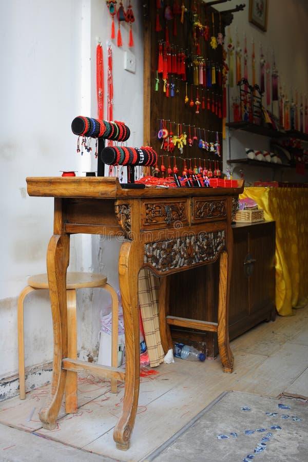 Arti & negozio di mestieri fotografia stock