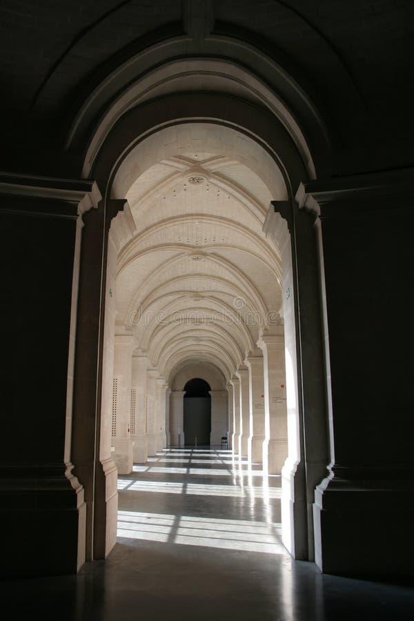 Arti di Beaux del DES di Palais a Lille, Francia immagini stock