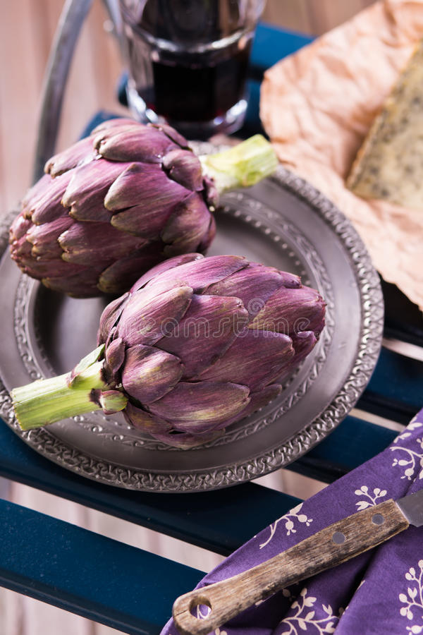 Free Artichokes Royalty Free Stock Photography - 30364347