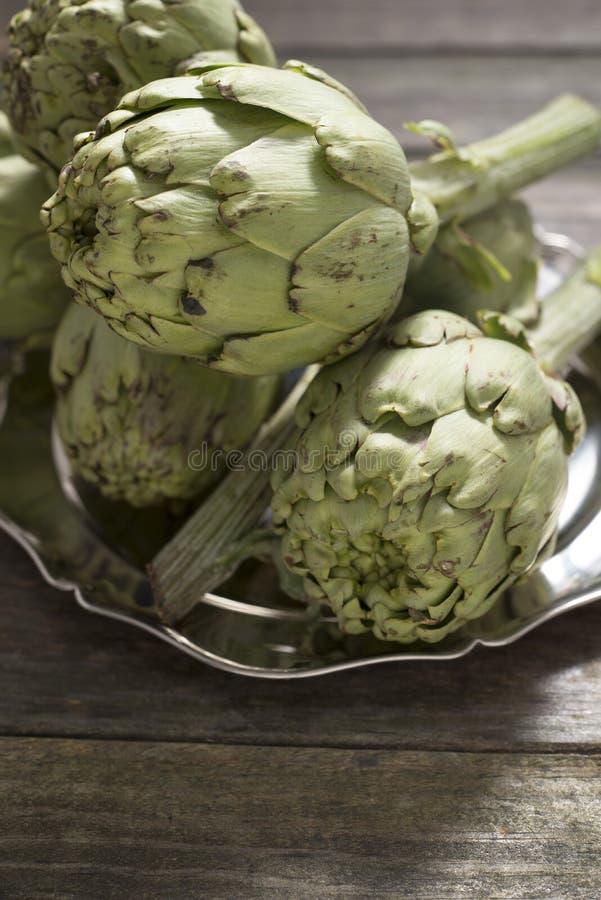Download Artichokes stock photo. Image of season, bright, full - 37486884