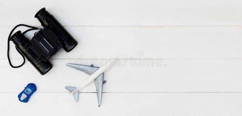 Article de jouet de transport de Travel d'explorateur image libre de droits