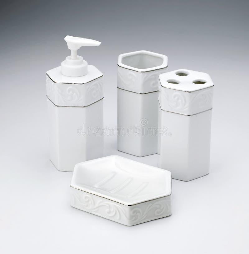 Articles de toilette Kit Set photos libres de droits