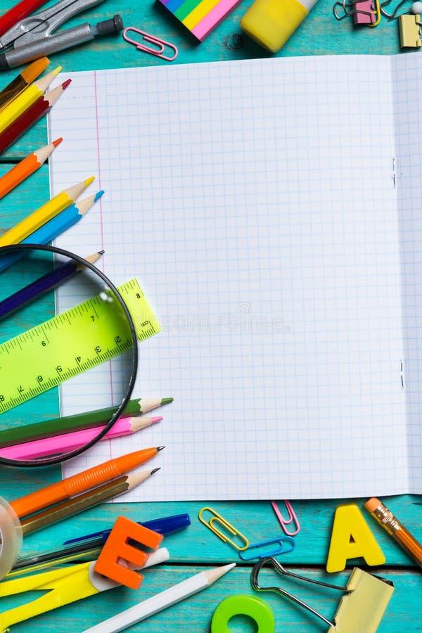 Articles pour la créativité du ` s d'enfants image libre de droits