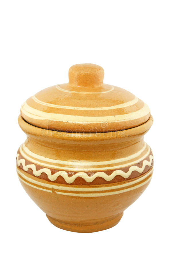Articoli per la tavola di ceramica immagine stock