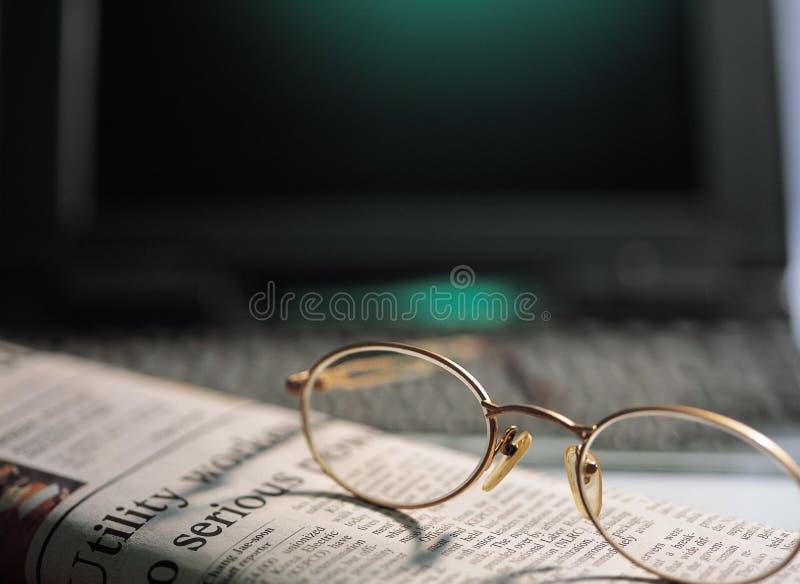 Articolo Moderno Fotografie Stock