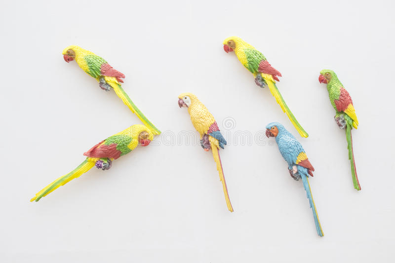 Download Artificial Birds, Handicraft Items On Display , Kolkata Stock Photo - Image: 83703758