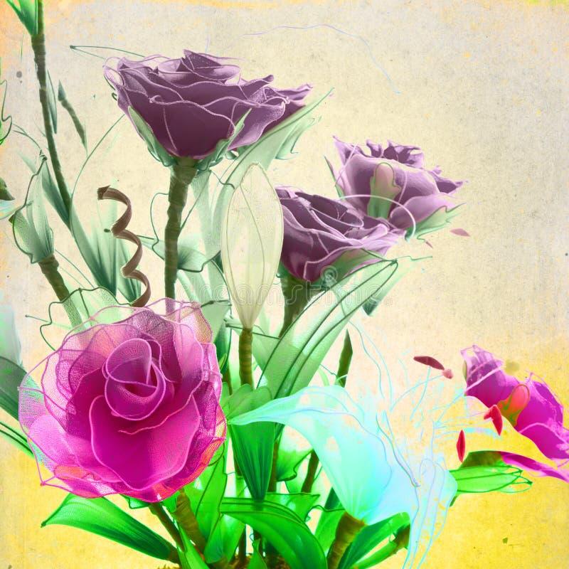 Download Artificial bouquet stock image. Image of decorative, decoration - 23391451