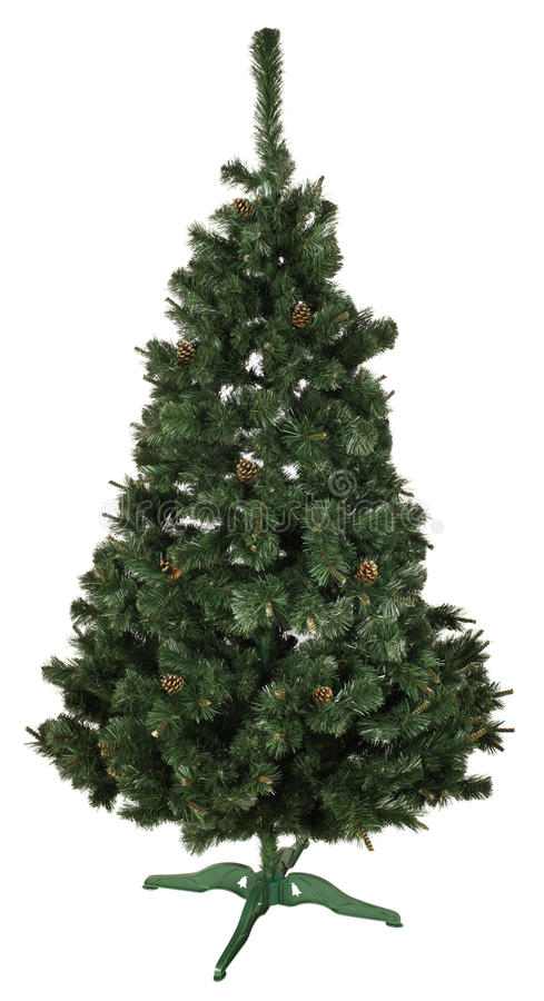 Free Artificial Christmas Tree Royalty Free Stock Photography - 12051287