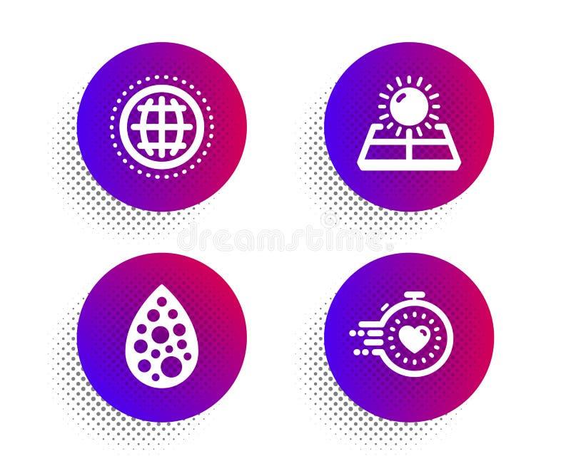 Internet Sign Icon World Wide Web Symbol Stock Vector