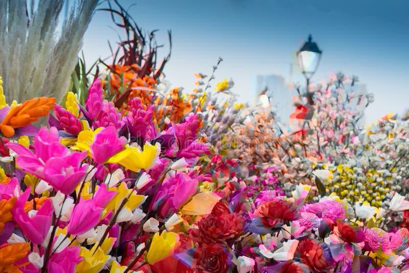 Download Artificial Flowers, Handicraft Items On Display , Kolkata Stock Image - Image of closeup, many: 83703629